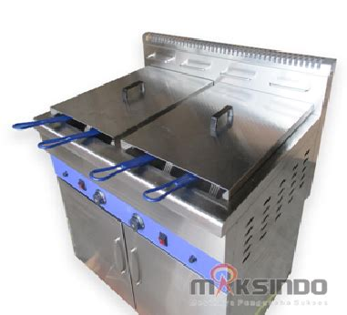 Jual Thermometer Fryer jual mesin gas fryer mks 482 di bogor toko mesin