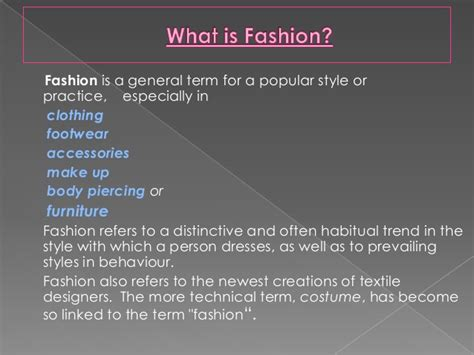 pattern definition fashion introduction on fashion designing concepts in fashion