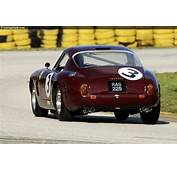 1961 Ferrari 250 GT SWB Competition Monterey Sports And