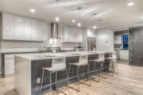distressed wood kitchen island 50 gorgeous kitchen designs with islands designing idea
