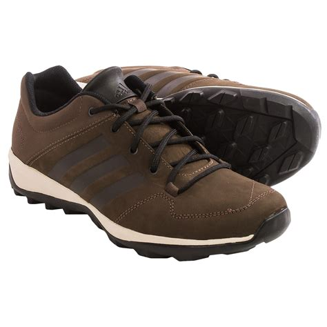 adidas leather shoes adidas outdoor daroga plus leather shoes for men save 53