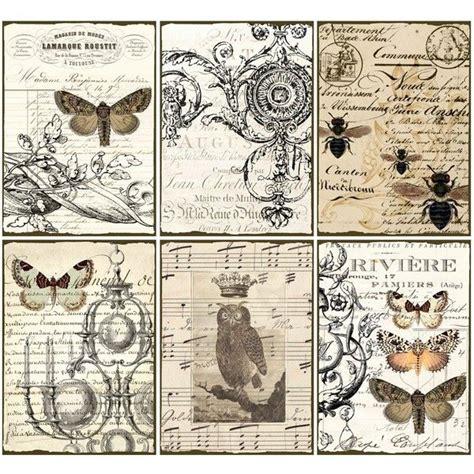 vintage images free instant vintage ephemera tags paper owl