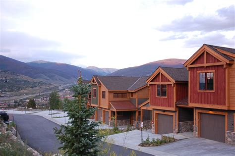 Rolling Court House by Rolling Ridge Townhomes For Sale Silverthorne Colorado