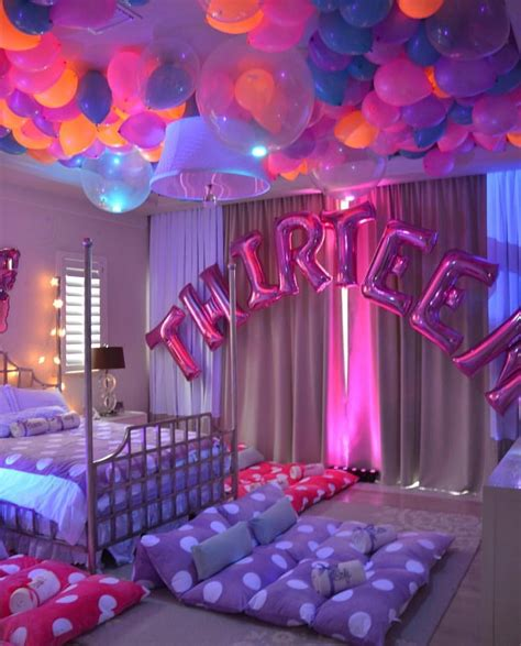 birthday themes 13 year olds the cutest birthday look for a 13 year old girl by center