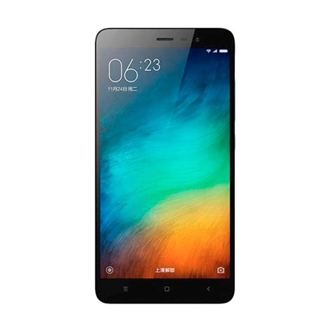 Xiaomi Redmi 3 Garansi Distributor jual xiaomi redmi note 3 smartphone grey 3 gb 32 gb