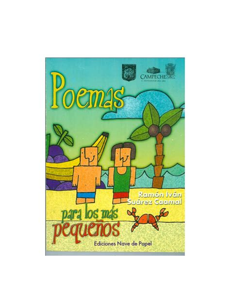 2 Family Home Plans by Poemas Para Los M 225 S Peque 241 Os3 2004 By Ram 243 N Iv 225 N Su 225 Rez