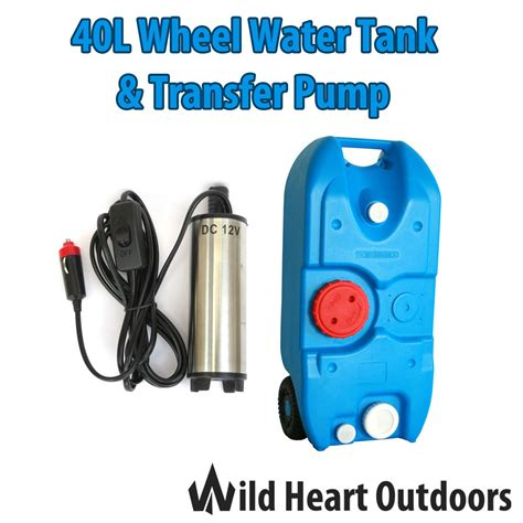 Mc O1 Cover Consina 40l 40l portable wheel water tank transfer cing caravan storage motorhome waste transport