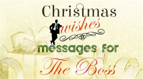 christmas wishes messages  boss  christmas wishes