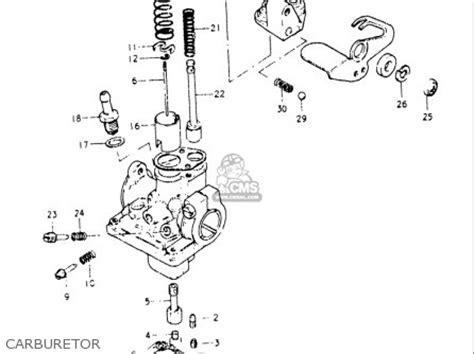 Suzuki Jr 50 Carburetor Diagram 78 Suzuki Jr50 Parts