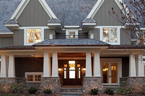 craftsman home with board and batten siding craftsman craftsman board and batten exterior farmhouse with front