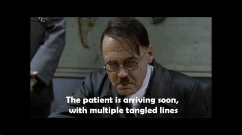 Icu Nurse Meme - funny nursing rant by hitler youtube