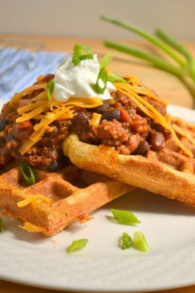 3 food sources of whole grains whole grain savory cheddar cornmeal waffles