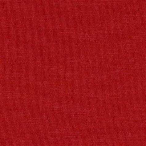 Knit Home Decor by Organic Cotton Sweatshirt Fleece Poinsettia Red Discount