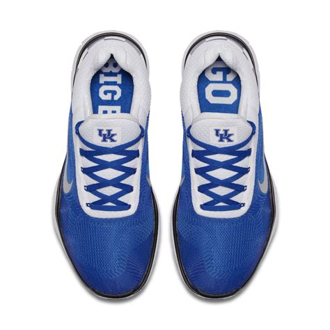 kentucky basketball shoes nike releases kentucky edition week zero shoes