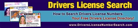 Drivers License Lookup Drivers License Number Search Lookup Tools