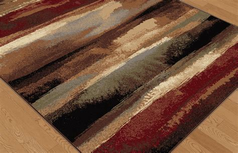 Clearance Rugs 8x10 Rustic Landscape Rug 8 X 10