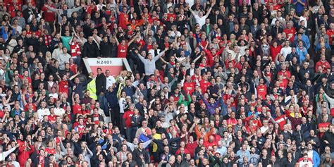 Manchester United Fans manchester united fans anti glazer outcry is hollow and