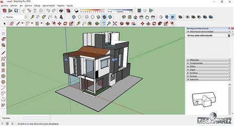 imagenes para google sketchup imagen de sketchup planos de arquitectura