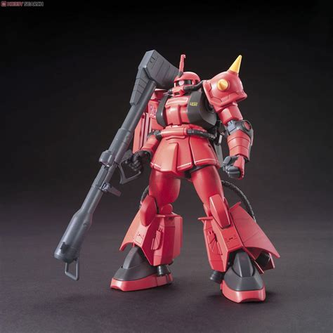 Hbj20 Hguc Ms 06r 2 Johnny Ridden Customize Zaku Ii ms 06r 2 johnny ridden s customize zaku ii hguc gundam model kits item picture4