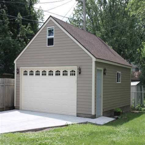 Detached Garage Plans With Loft by Garage Designs Building A Detached Garage Designs The