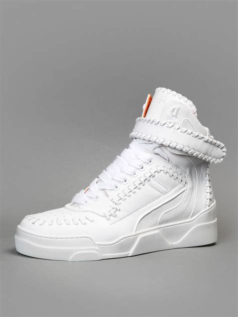 Givenchy sneakers- designer white sneakers: love em or too ... White Gucci Shoes For Men
