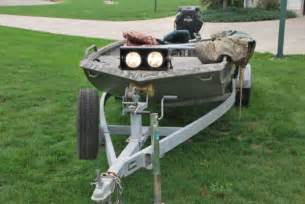 used duck hunting boats for sale in north carolina 2008 excel mud buddy 18 foot duck hunting boat duck boat