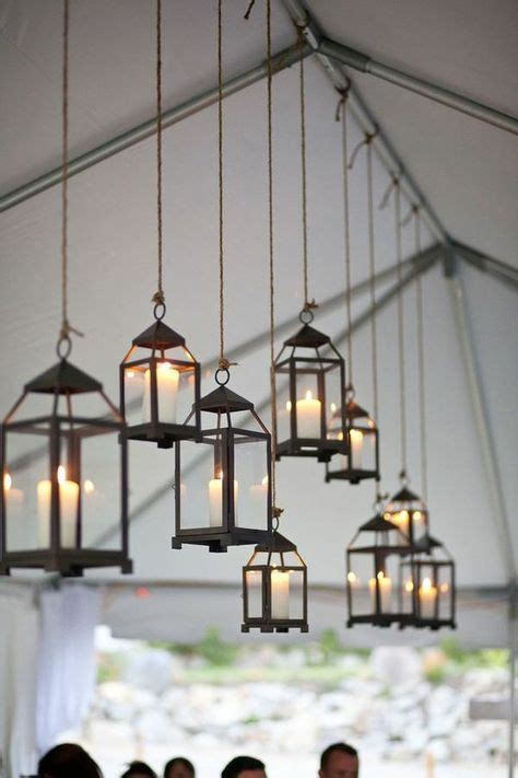 1000 ideas about hanging lanterns wedding on pinterest