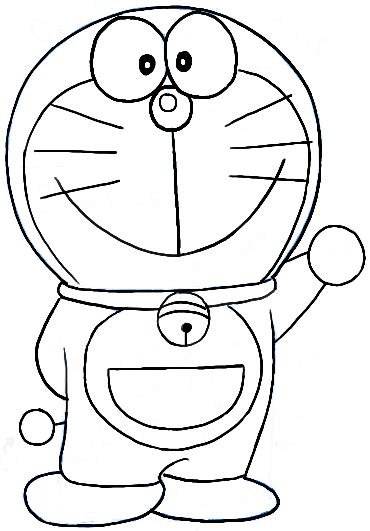 How To Draw Doraemon How To Draw Doraemon With Easy Steps Drawing Lesson How