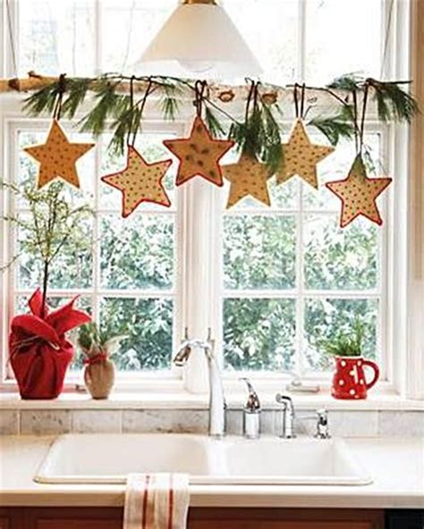cute ideas to decorate my indoors windows for christmas decoraci 243 n navide 241 a de ventanas decoraci 243 n de interiores y exteriores estiloydeco
