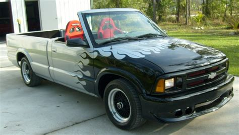 1995 chevrolet s 10 custom pickup 64032
