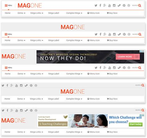 newspaper theme header size magone 173 responsive magazine news wordpress theme by