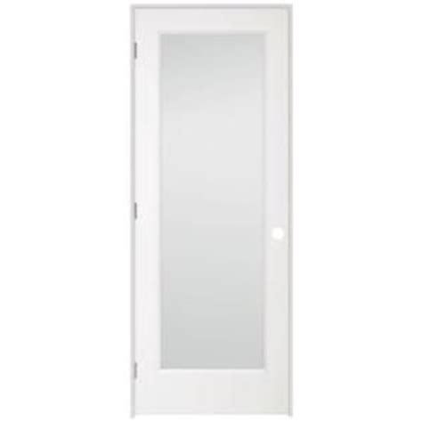 Prehung Glass Pantry Door by 1 Lite Clear Glass Pine Primed White Prehung Interior Door Q64r5nnnaerh At The Home Depot 3rd