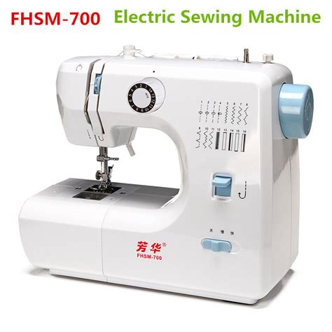 electric swing machine fanghua 700 multi function household electric sewing