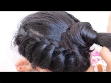 Easy Hairstyles For To Learn by 2 Pretty Easy Hairstyles For Wedding Hairstyles Tutorial