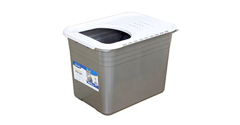 best litter petmate top entry litter pan review loaf