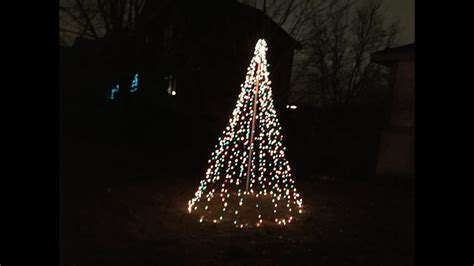 make tree of lights maxresdefault how to make tree out of lights awesome image renojackthebear