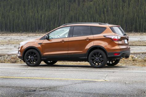 Ford Escape Titanium by 2017 Ford Escape Titanium Autos Ca