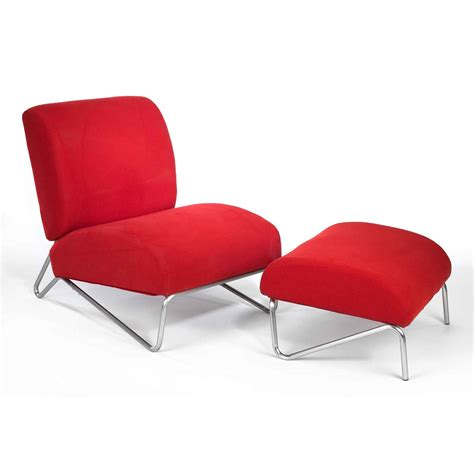 red chair for bedroom chic red fabric seat bedroom chairs and ottoman with