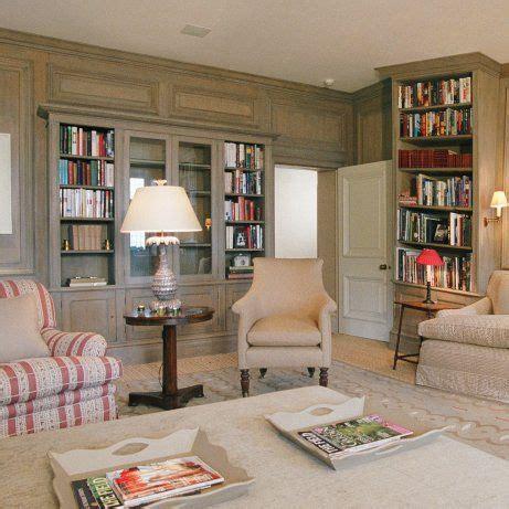 Styling Room Grey Oak Paneling Paneling Pinterest Bookcase