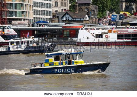 thames river cruise london ontario boat of the marine policing unit on the river thames