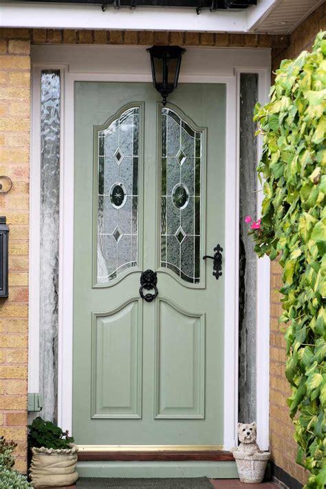 Coloured Upvc Front Doors Doors Architraves Michael Smyth Carpentry