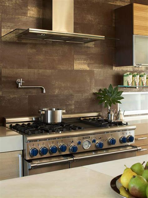 italian porcelain subway backsplash decobizz com 20 modern and simple kitchen backsplash home design and