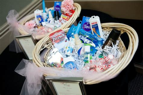 what to put in bathroom baskets for wedding bathroom baskets aislinn events