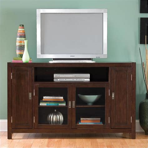home styles furniture city chic plasma lcd espresso tv