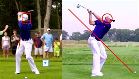 best of swing sergio garcia golf swing analsysis consistentgolf
