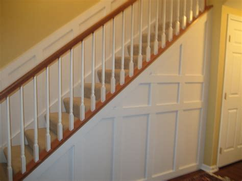Build Your Own Wainscoting Staircase Moulding Ideas Studio Design Gallery
