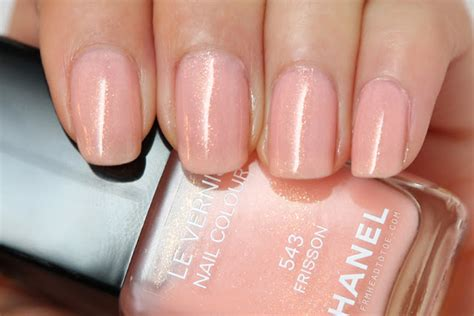 Nagellack Schlamm by Manicure Monday Chanel 543 Frisson From To Toe