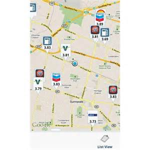 Gasbuddy Canada Map by Android Apps That Save You Money