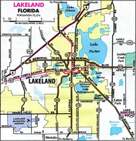 lakeland florida map florida aaroads u s highway 92