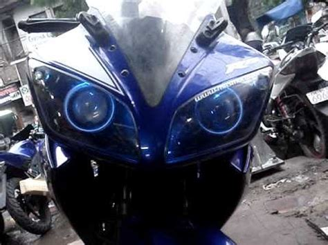 Lu Projector Yamaha R15 projector light r15 with glow light effects